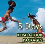 5days 4 nights kerala holiday packages