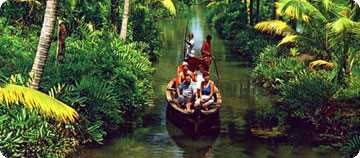 Amazing 2 nights 3 days package for kerala honeymoons